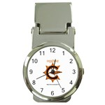 Extrovert  Money Clip Watch