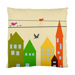 Tatum Pillow By Niki Vogel   Standard Cushion Case (two Sides)   H5tf43h02e67   Www Artscow Com Back