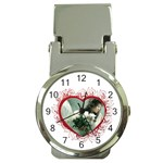 love - Money Clip Watch