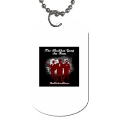 The Black Hat Gang -  Dog Tag (One Side) by BlackHatWorld