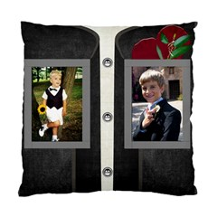 Tuxedo By Alana   Standard Cushion Case (two Sides)   A97c5z28hm5f   Www Artscow Com Front