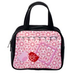 Love birds v-day gift bag - Classic Handbag (One Side)
