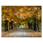 Along A Golden Tunnel - Jigsaw Puzzle (Rectangular)