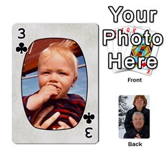 Huwelijk By Arielle   Playing Cards 54 Designs   3bei5h0hmwru   Www Artscow Com Front - Club3