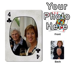 Huwelijk By Arielle   Playing Cards 54 Designs   3bei5h0hmwru   Www Artscow Com Front - Club4