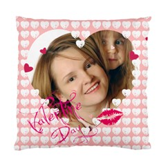 Love  By Wood Johnson   Standard Cushion Case (two Sides)   19uazlne77uq   Www Artscow Com Front
