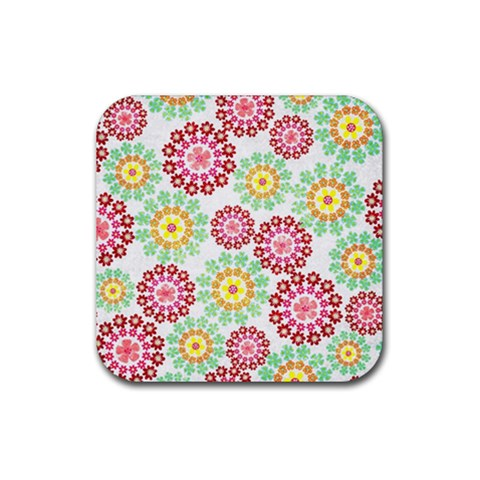Coaster1 By Mom2nikki   Rubber Coaster (square)   Waqailo2lr5r   Www Artscow Com Front
