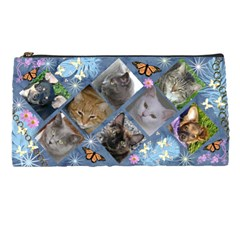 Kittens Pencil Case By R K  Felton   Pencil Case   Dlhhkckcf1a9   Www Artscow Com Front