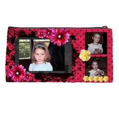 Amelia s Pencil Case By Ashaloo   Pencil Case   66840vrq2d7n   Www Artscow Com Back