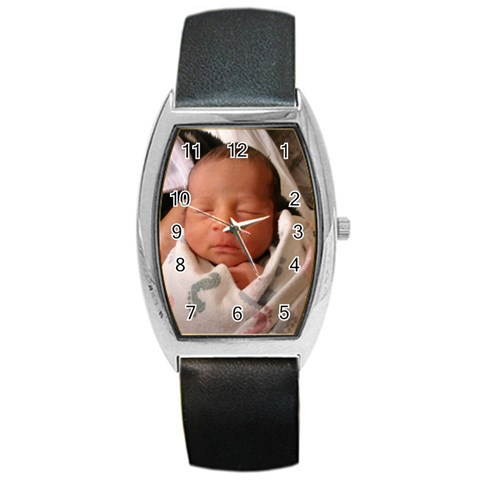 By Krystal M    Barrel Style Metal Watch   941vivpc2qiy   Www Artscow Com Front