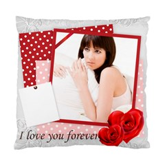 Love Case By Wood Johnson   Standard Cushion Case (two Sides)   H3sehzrkjpvq   Www Artscow Com Back
