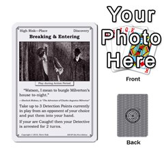 2010 Great Detectives Deck 2 By Steve Sisk   Playing Cards 54 Designs   Vwns2p56vly8   Www Artscow Com Front - Club6