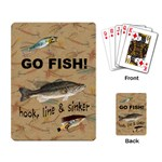 GO FISH CARDS - Playing Cards Single Design