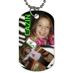 Alex Dog Tag 2 By Kimswhims   Dog Tag (two Sides)   Hes7svquylpn   Www Artscow Com Back