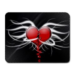 Valentine 8 Small Mousepad by designunique