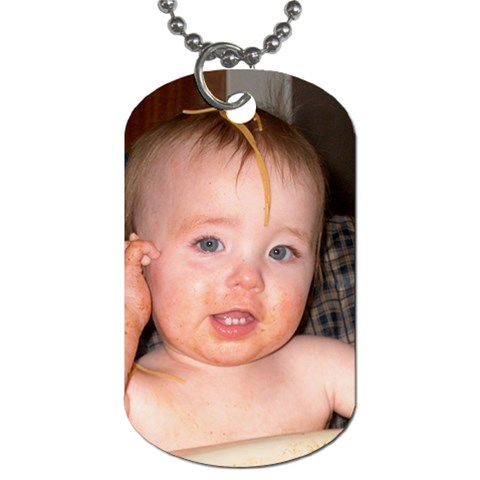 By Kendra   Dog Tag (one Side)   Pv0b3fkic465   Www Artscow Com Front