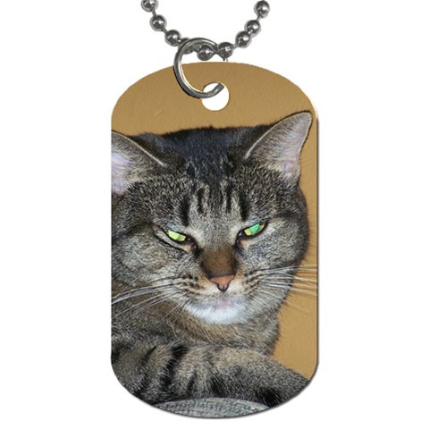 By Kendra   Dog Tag (one Side)   S334xlvozvtc   Www Artscow Com Front