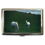 Two White Horses 0002 Cigarette Money Case