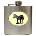 Jennyfoal Hip Flask (6 oz)