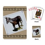 Jennyfoal Playing Cards Single Design