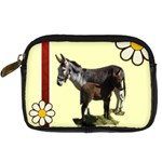 Jennyfoal Digital Camera Leather Case