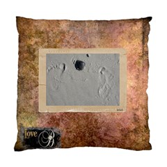 The Family Life Pillow By Breanne Scott   Standard Cushion Case (two Sides)   O6i4yny3h5rl   Www Artscow Com Back