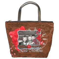 Little Moments By Brookieadkins Yahoo Com   Bucket Bag   7wij6l4r3lep   Www Artscow Com Front