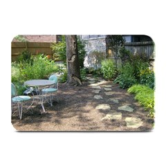 Backyard Garden Place Mat by photoartstore