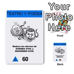 Civilizacion4 By Pablo Aranda Heras   Multi Purpose Cards (rectangle)   855ag1vmynd5   Www Artscow Com Front 8