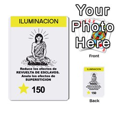 Civilizacion4 By Pablo Aranda Heras   Multi Purpose Cards (rectangle)   855ag1vmynd5   Www Artscow Com Front 23