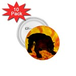 Hellhound 1.75  Button (10 pack)