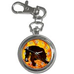 Hellhound Key Chain Watch