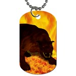 Hellhound Dog Tag (Two Sides)