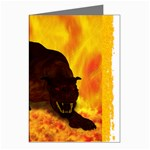 Hellhound Greeting Card