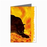 Hellhound Mini Greeting Cards (Pkg of 8)