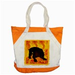 Hellhound Accent Tote Bag