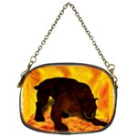 Hellhound Chain Purse (One Side)
