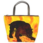 Hellhound Bucket Bag