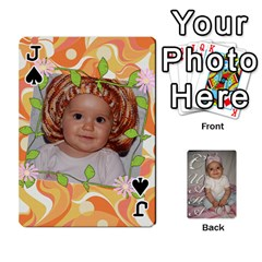 Jack Card By Asya   Playing Cards 54 Designs   C4ywy14t6rt3   Www Artscow Com Front - SpadeJ