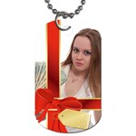 gift - Dog Tag (One Side)