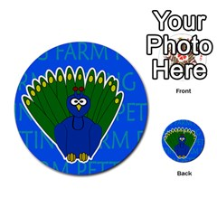 Farm Memory By Brookieadkins Yahoo Com   Multi Purpose Cards (round)   Eykna11w6k43   Www Artscow Com Back 1