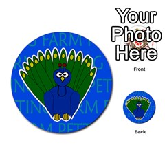 Farm Memory By Brookieadkins Yahoo Com   Multi Purpose Cards (round)   Eykna11w6k43   Www Artscow Com Back 2