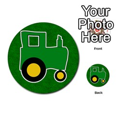 Farm Memory By Brookieadkins Yahoo Com   Multi Purpose Cards (round)   Eykna11w6k43   Www Artscow Com Back 16