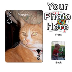 Cards M & D By Kendra   Playing Cards 54 Designs   F4c4mxi4vr72   Www Artscow Com Front - Spade2