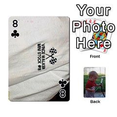 Cards M & D By Kendra   Playing Cards 54 Designs   F4c4mxi4vr72   Www Artscow Com Front - Club8
