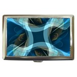 ABSTRACT PATTERNS-0008 Cigarette Money Business Cards Case