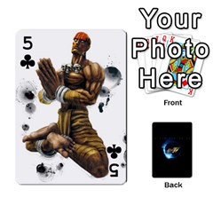 Ssf4 Cards Set By Rubin Front - Club5