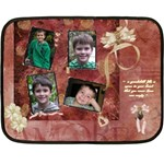 Blanket for Mama - Fleece Blanket (Mini)