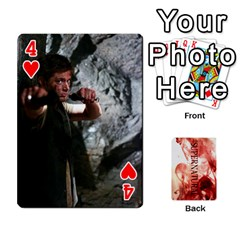 Supernatural Playing Cards By Leigh   Playing Cards 54 Designs   Nczfdibjb7rq   Www Artscow Com Front - Heart4