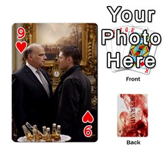 Supernatural Playing Cards By Leigh   Playing Cards 54 Designs   Nczfdibjb7rq   Www Artscow Com Front - Heart9